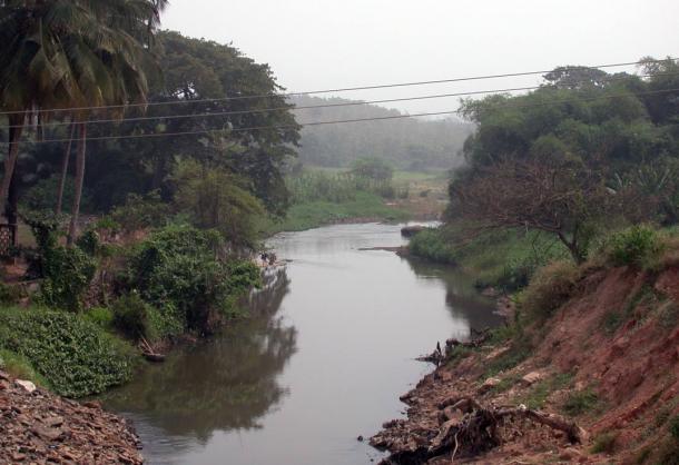 Il fiume Osun, Nigeria