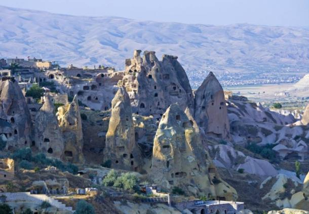 The incredible cave houses of Cappadocia, Turkey