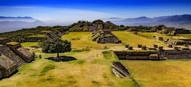 Monte Albán, Oaxaca, Mexico. Source: WitR /Adobe Stock