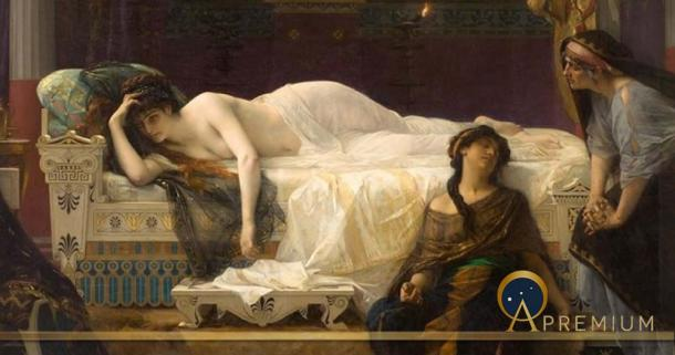 Phaèdra by Alexandre Cabanel (1818) Musee Fabre. (Public Domain)