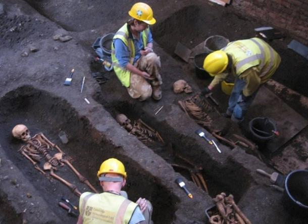 Archaeologists carried out analyses on hundreds of the remains. (Craig Cessford, Cambridge University Department of Archaeology and Anthropology)