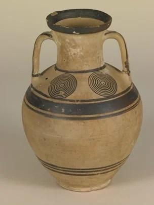 Proto-geometric Amphora