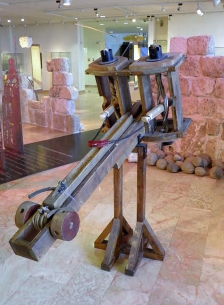 Roman Ballista Reconstruction