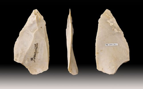 Neanderthal Tools - Levallois Point