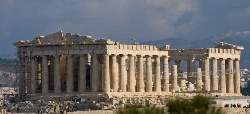 Parthenon, culture