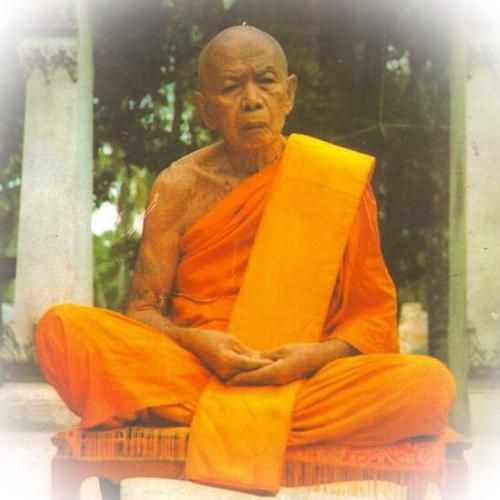Luang Phu Tim Isarago - Wat Laharn Rai (Rayong)