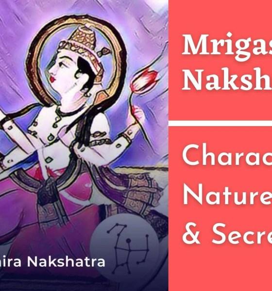 Mrigashirsha Nakshatra