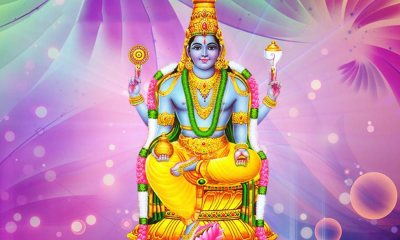 Dhanvantari god of medicine