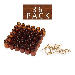Empty 5 ML bottles 36 pcs