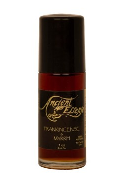 Frankincense and Myrrh blend 1 oz Roll On