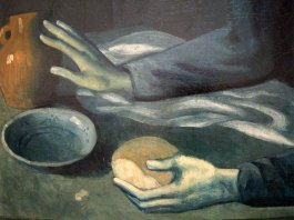 The Blind Man's Meal - Picasso