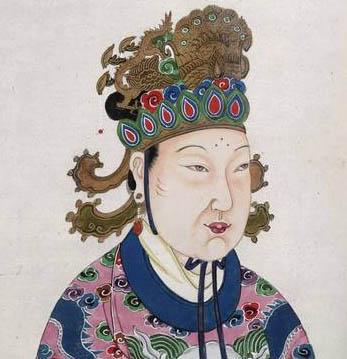İmparatoriçe Wu Zetian