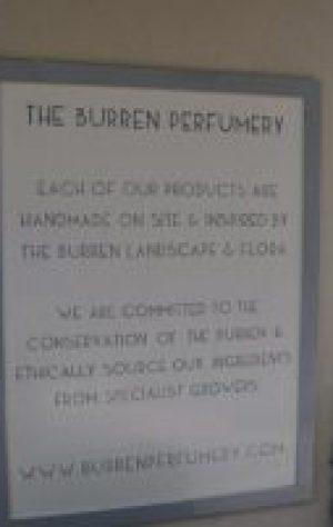 Burren Perfume Factory