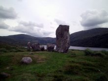 See the Uragh Stone Circle on your tour of Ireland