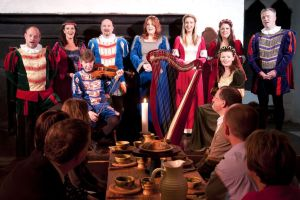 Ireland vacations Bunratty Castle Banquet