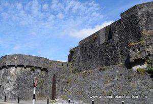 Tours of Ireland Athlone Castle Streetside