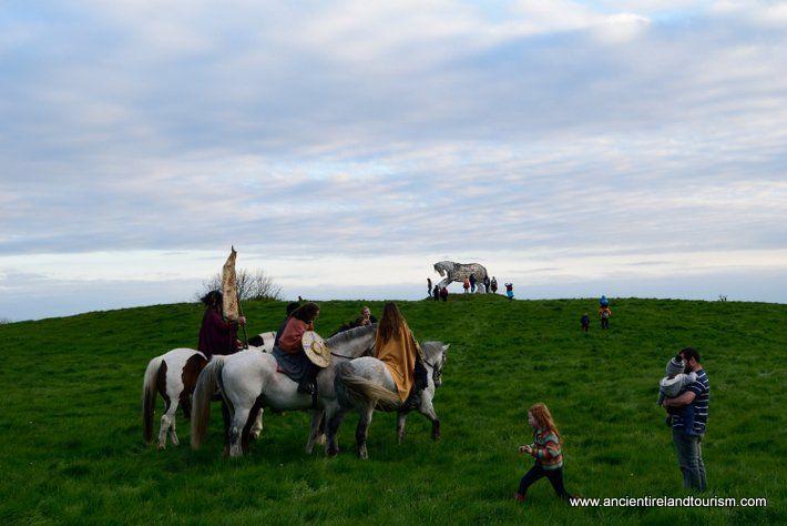 Visit Ireland for Bealtaine at Uisneach