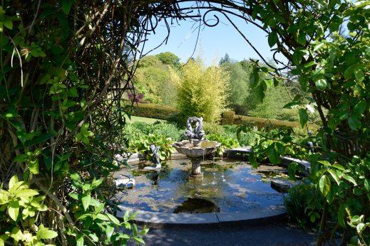 Tour of Ireland Belvedere Gardens