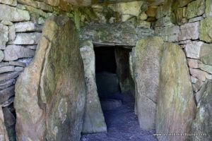 Tour inside Loughcrew