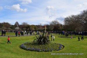 Visit Dubling St Stephen's Green
