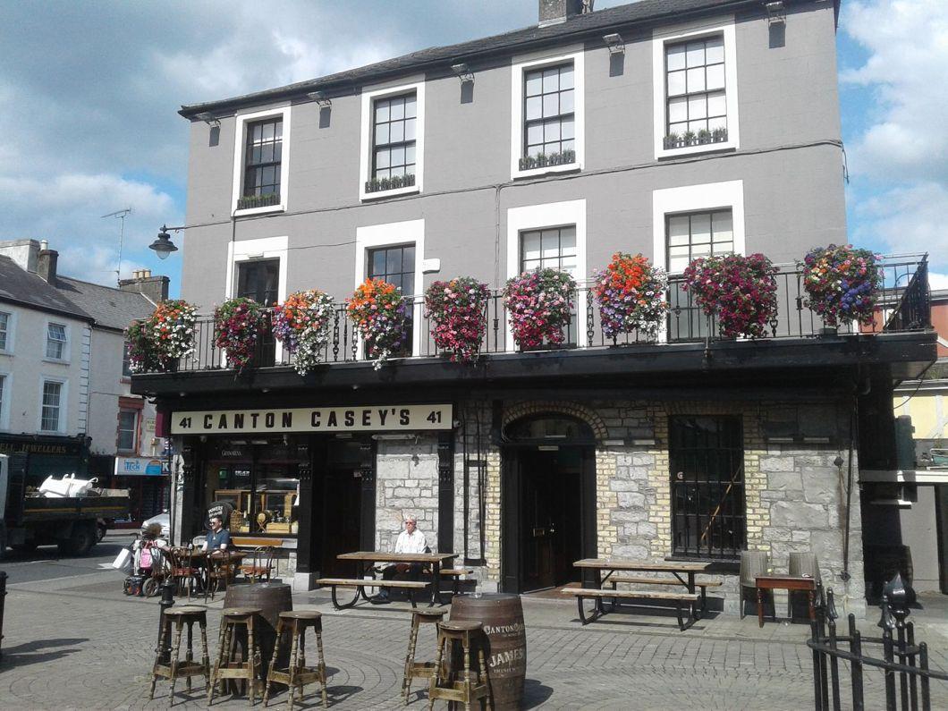 Visit Ireland Canton and Casey Mullingar