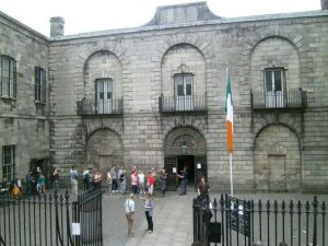 Ireland vacations Kilmainham Gaol Dublin
