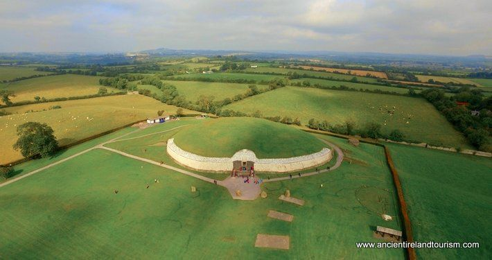 Visit Ireland and Newgrange