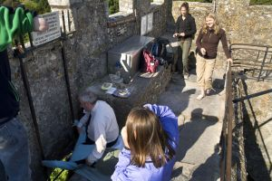 Ireland vacations Kiss the Blarney Stone