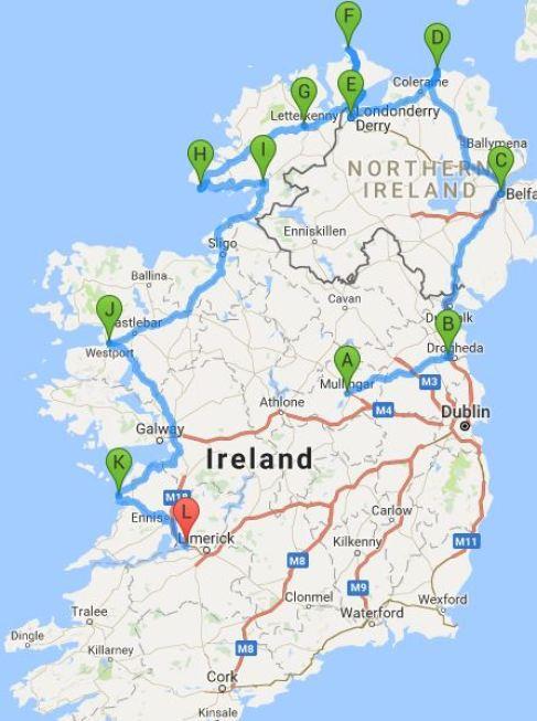 North of Ireland