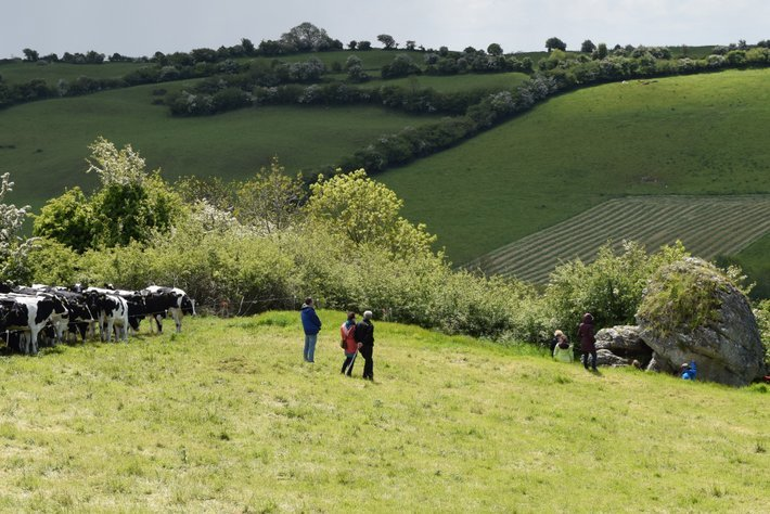Hill of Uisneach Ireland