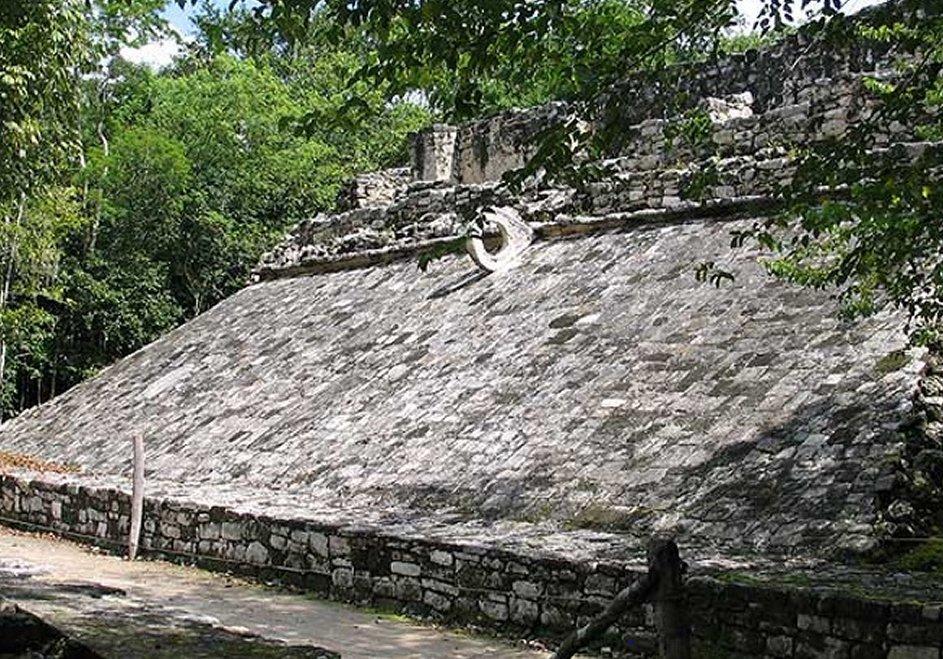 Early Mayan Pok Tok Gear