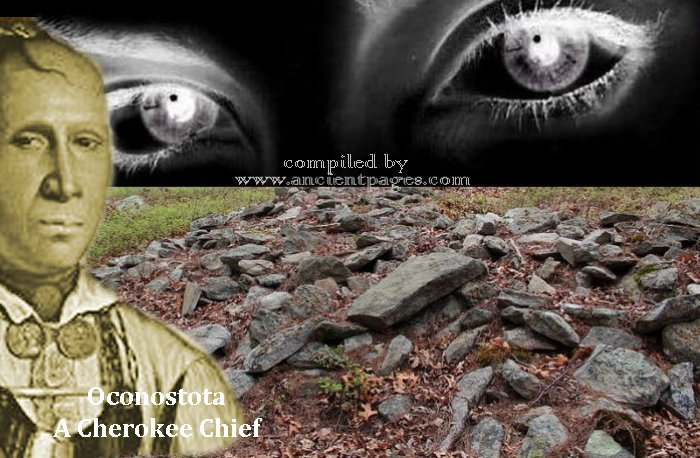 Mysterious Moon Eyed People Ancient Subterranean Race In
