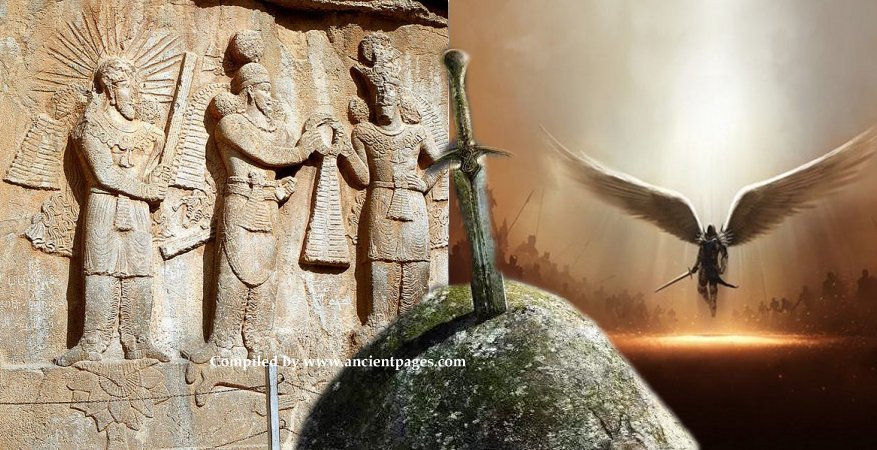 Mysterious Red-Headed Alevi In Kurdistan Could Be Guardians Of Watchers' Secret Knowledge And Shed Light On The Excalibur Legend