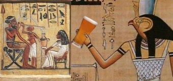 Afbeeldingsresultaat voor ancient egypt beer brewing