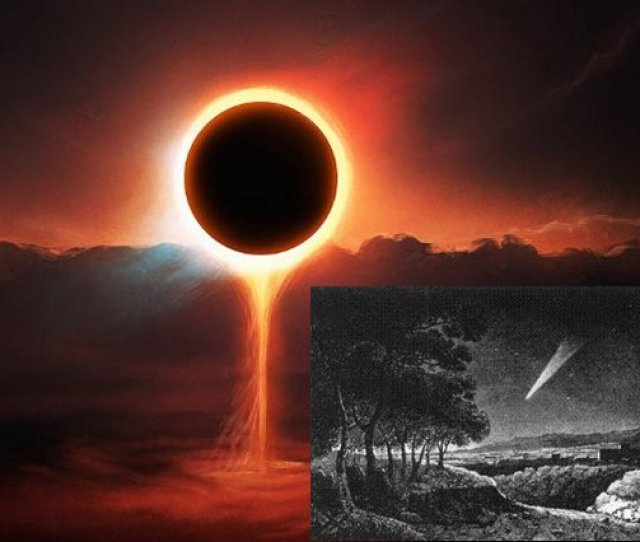 Strange Story Of Tecumsehs Comet Black Sun Prophecy And New Madrid Earthquakes The Biggest