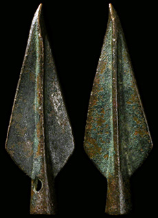 Image result for ancient greek arrows