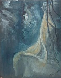 Riflesso (1992) by Francesca Ghizzardi