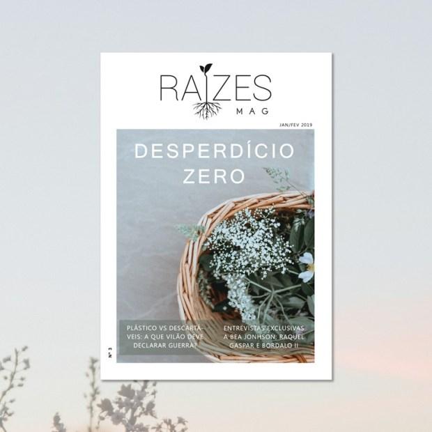 Raízes Mag #3 - capa