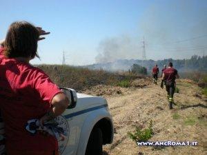 A.I.B. 2012 – La Protezione Civile in campo contro gli incendi boschivi