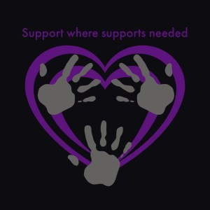 Support Where Supports Needed