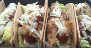 Dinner - Fish Tacos