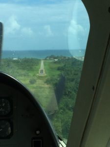 Landing Strip Belize...And A Dash of Cinnamon