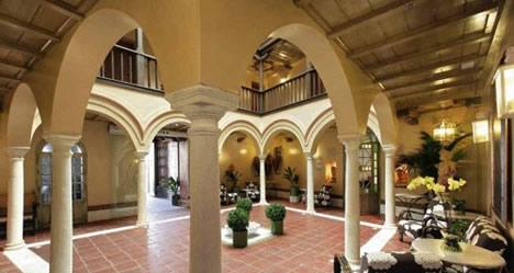 Sacristia De Santa Ana Hotels In Seville