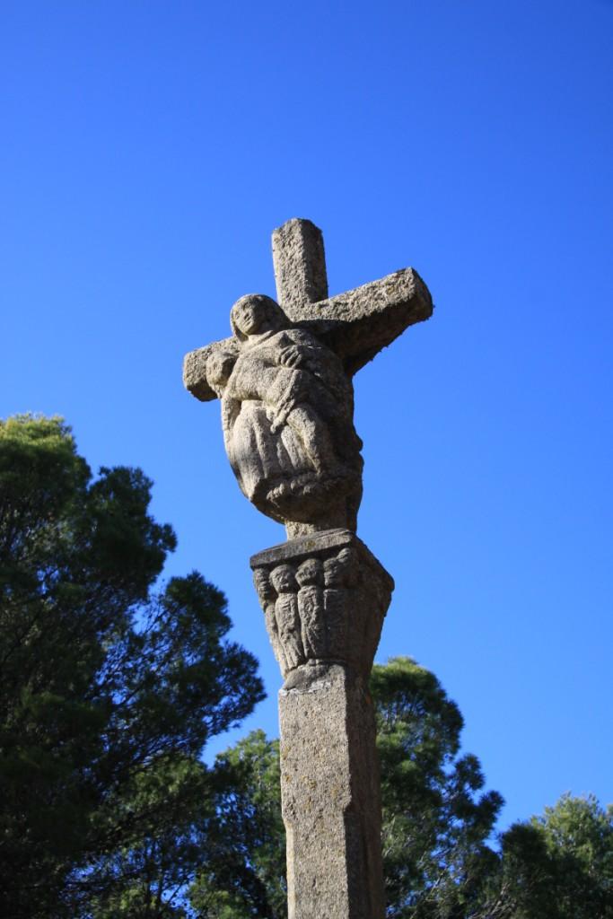 Cross Convento de las Nieves