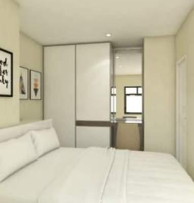 Apartemen Pak Faisal Kalcit