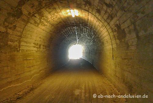 Tunnel Vía Verde de la Sierra
