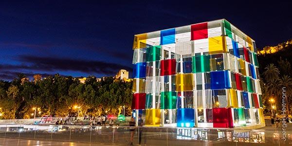Centre Pompidu Málaga