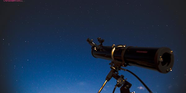 Astrotourismus Andalusien