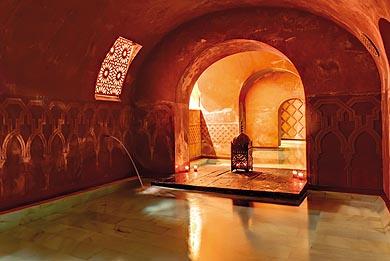 Arabische Bäder Malaga
