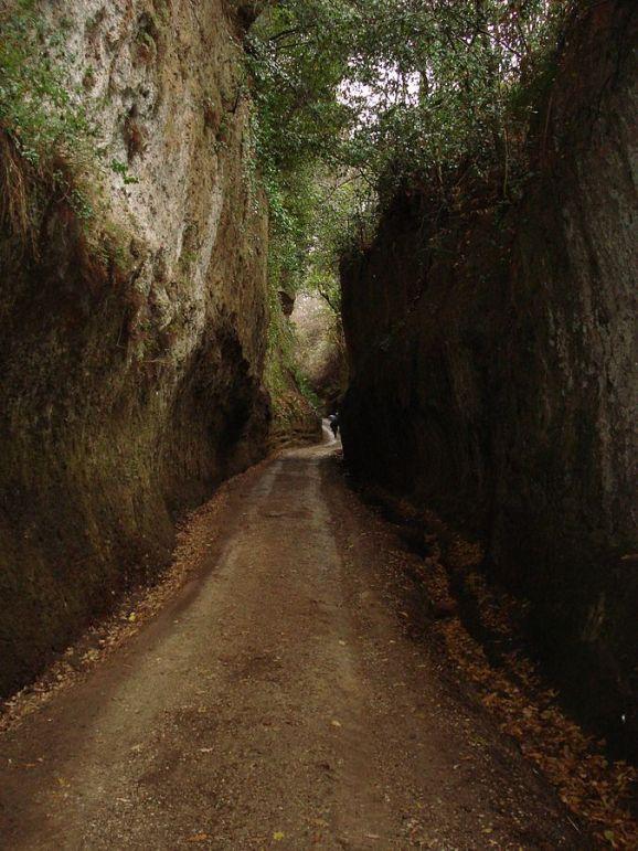 Vie Cave Sorano
